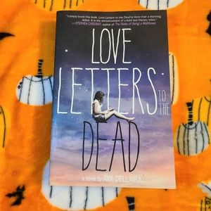 BOGO Love Letters to the Dead Book